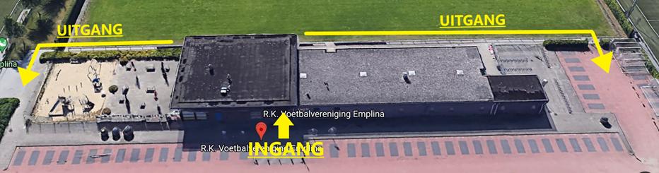 Regiocup - info voor bezoekende teams
