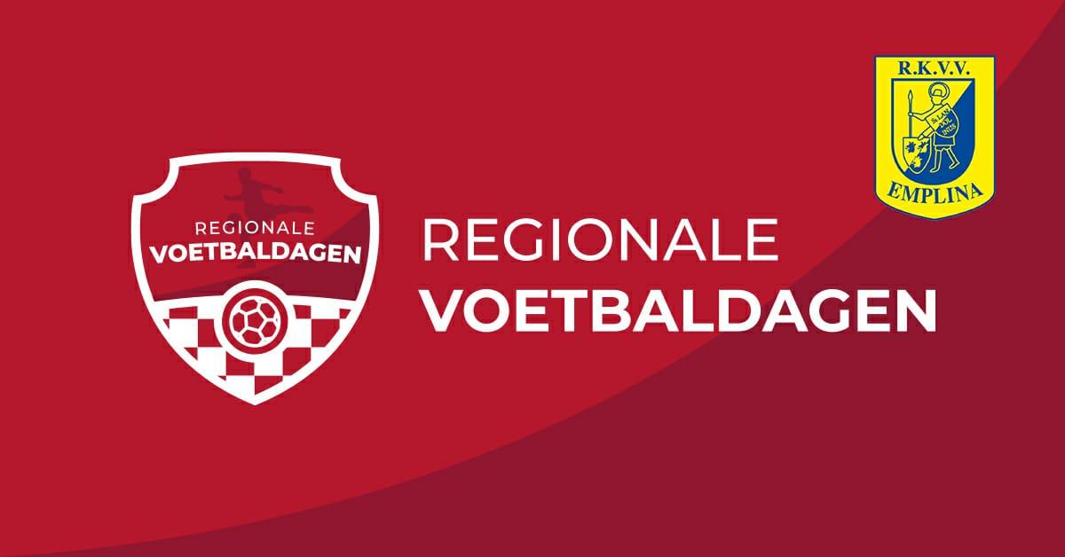 Regionale voetbaldagen 2021, Emplina