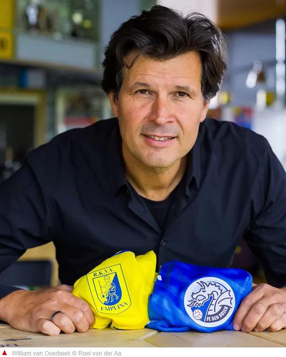 William van Overbeek interim Hoofdtrainer bij FC Den Bosch