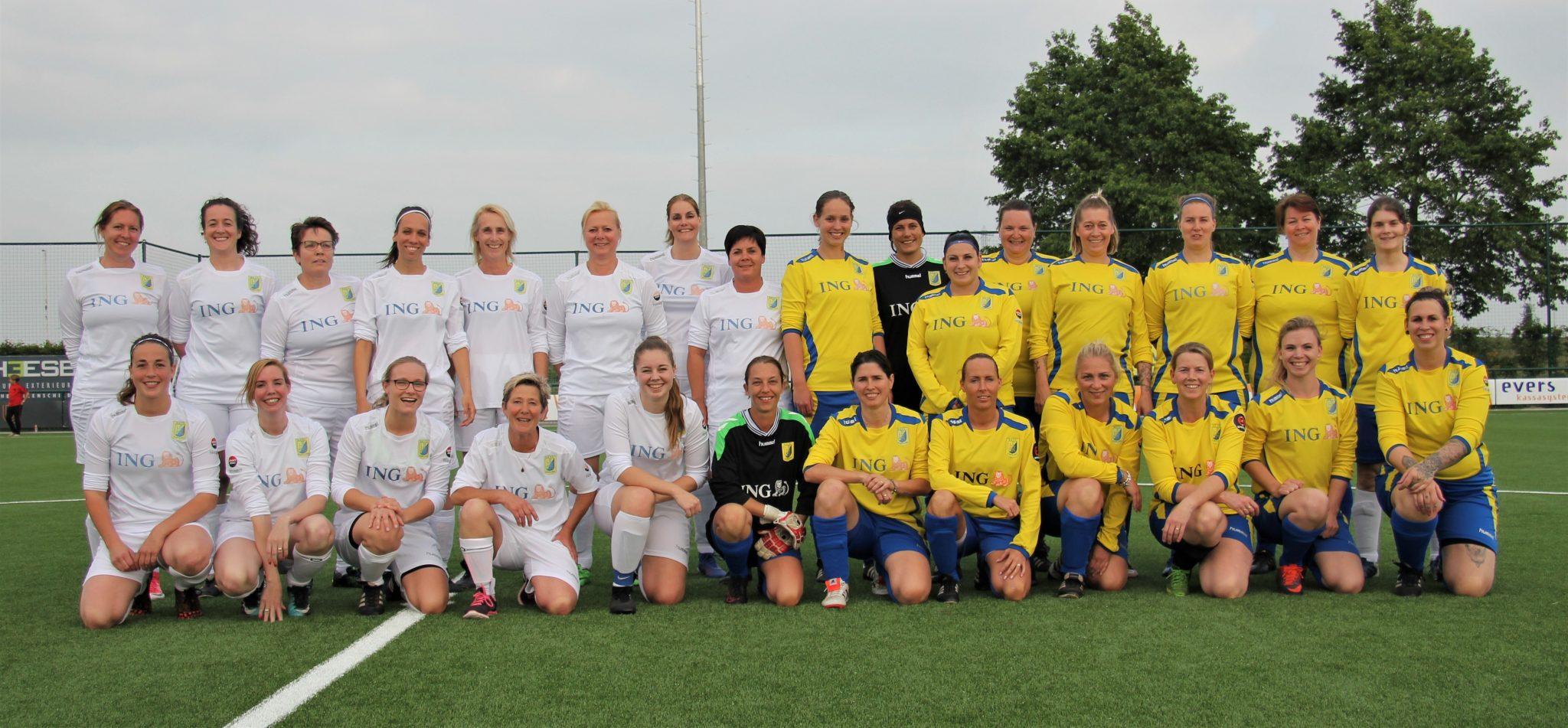 50 Jaar damesvoetbal in Empel
